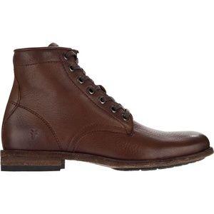 Frye Shoes - Frye Tyler Lace up Combat Women's Boots